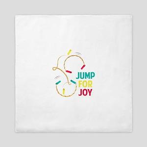 Jump For Joy Queen Duvet