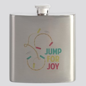 Jump For Joy Flask