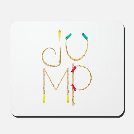 Jump Ropes Mousepad