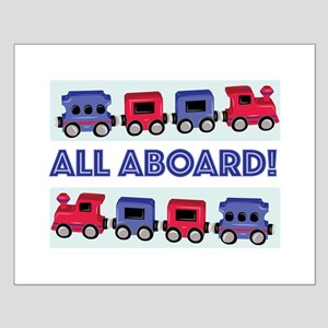 All Aboard Posters