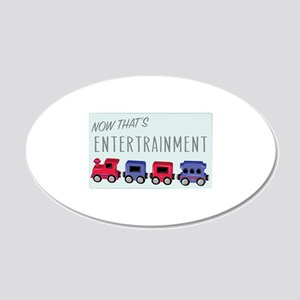 Thats Entertainment Wall Decal