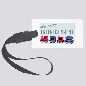 Thats Entertainment Luggage Tag