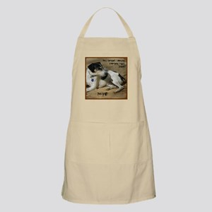 Smelled Something (Or) Apron