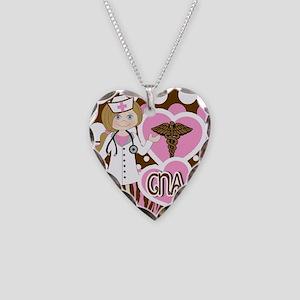 CNA Necklace Heart Charm