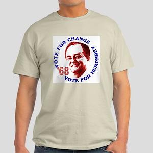 Humphrey in '68 Light T-Shirt