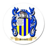 Sirewell Round Car Magnet