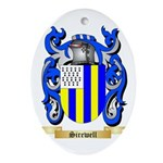 Sirewell Oval Ornament