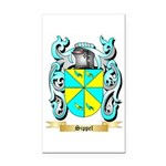 Sippel Rectangle Car Magnet