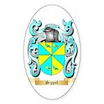 Sippel Sticker (Oval 50 pk)