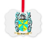 Sippel Picture Ornament