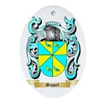 Sippel Oval Ornament