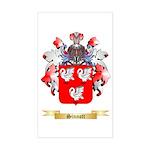 Sinnott Sticker (Rectangle)