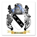 Sinkinson Square Car Magnet 3