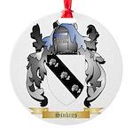 Sinkins Round Ornament