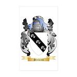 Sinkins Sticker (Rectangle 50 pk)