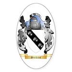 Sinkins Sticker (Oval 50 pk)