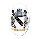 Sinkins 20x12 Oval Wall Decal