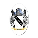 Sinkins 35x21 Oval Wall Decal