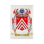 Singleton Rectangle Magnet (100 pack)