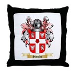Simulev Throw Pillow
