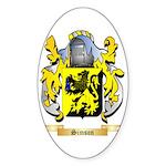 Simson Sticker (Oval)