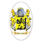 Simpson Sticker (Oval)