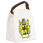 Simpson Canvas Lunch Bag