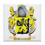 Simpson Tile Coaster