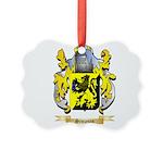 Simpson Picture Ornament