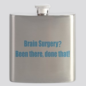 Brain Surgery Been There Done That Flask