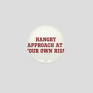 HANGRY Mini Button