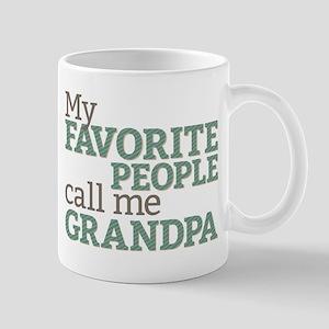 Call Me Grandpa Mug