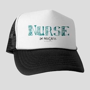 Nurse in Progress Trucker Hat