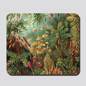 Vintage Plants Decorative Mousepad