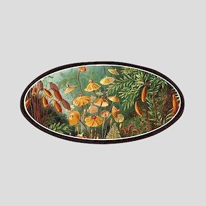 Vintage Plants Decorative Patch