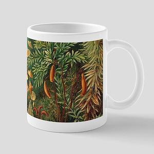 Vintage Plants Decorative Mugs