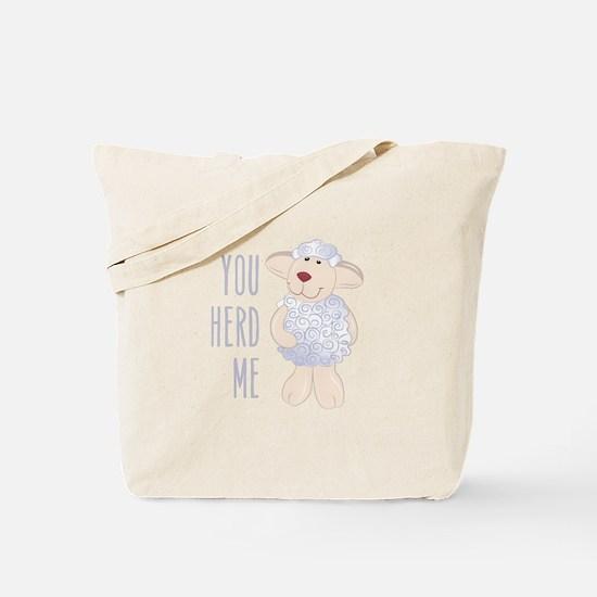 Herd Me Tote Bag