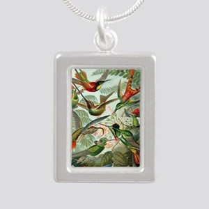 Vintage Hummingbirds Decorative Necklaces