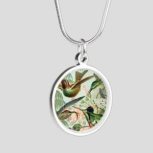 Vintage Hummingbirds Decorative Necklaces