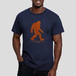Climb Onsight Men's Fitted T-Shirt (dark)