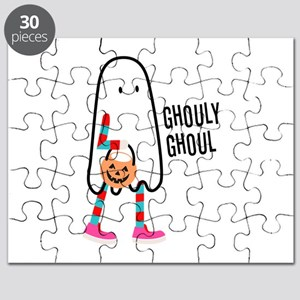 Ghouly Ghoul Puzzle