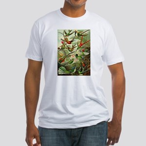 Vintage Hummingbirds Decorative T-Shirt