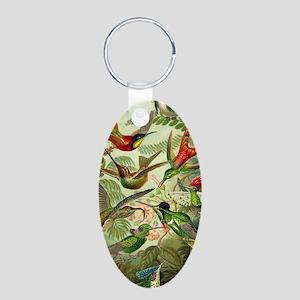 Vintage Hummingbirds Decorative Keychains