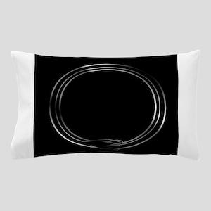 The symbol of Ouroboros snake Pillow Case