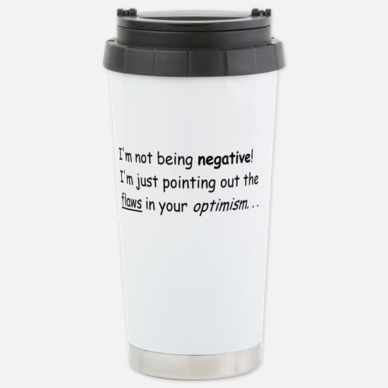 I'm not negative! Mugs