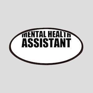Trust Me, I'm A Mental Health Assistant Patch