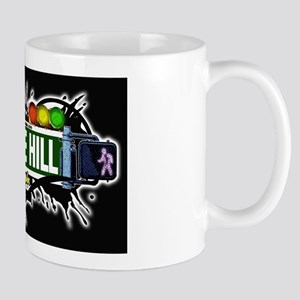 castlehill (Black) Mug