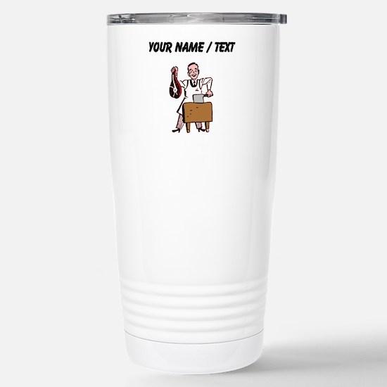 Custom Butcher Mugs