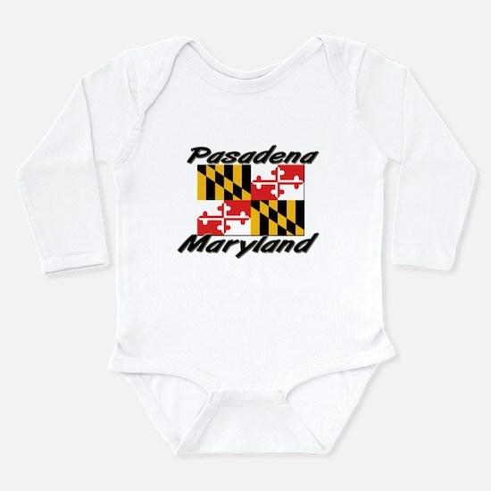 Pasadena Maryland Infant Bodysuit Body Suit