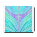 Multi-color Fractal Mousepad